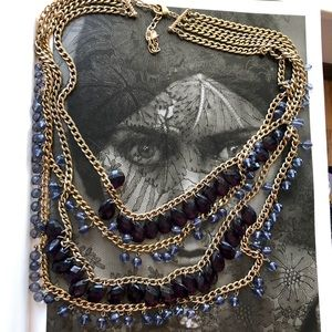 Vintage Graziano layered necklace 😘❤️😊